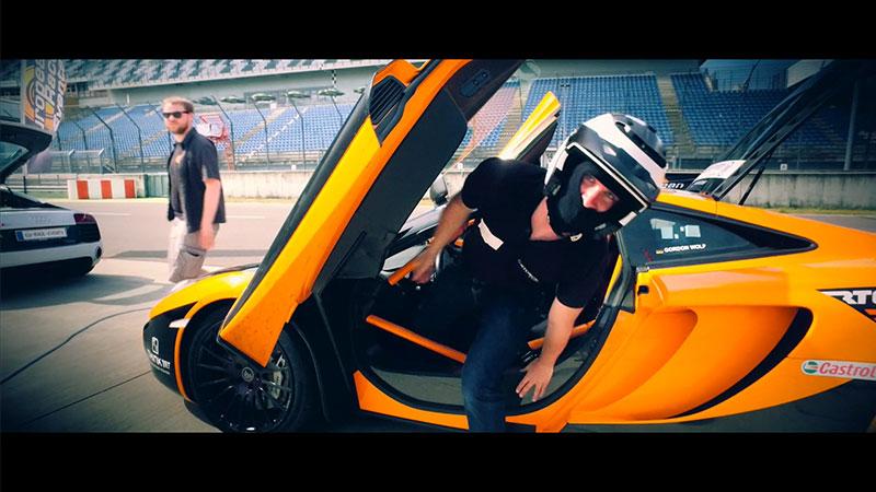 Holger Werth - Werthvolle Bilder - McLaren