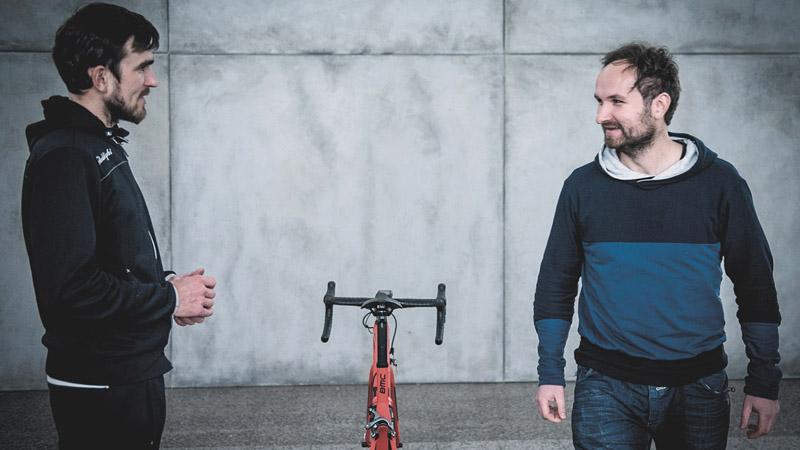 Dreharbeiten für die Kampagne Radsport.Land - alles aus einer Hand: werthvolle-bilder.de